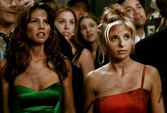 "Homecoming  S3.05 ""you've awaken the prom queen within"" - buffy"
