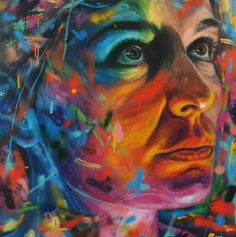 Artistaday.com Europe: London, UK artist David Walker via @artistaday