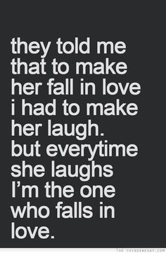 Love to laugh, see humor in everything..happy to chuckle!♡ If you really can make me laugh..I might have to marry YOU!♡♡♡
