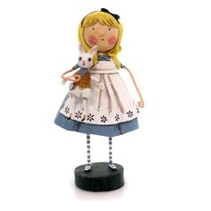 Lori Mitchell Alice Figurine