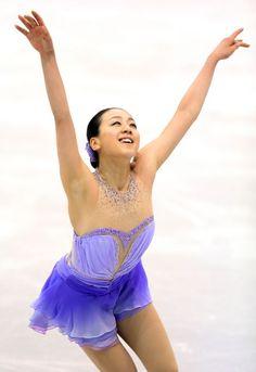 朝日新聞デジタル写真特集「スケートアメリカ、浅田真央V」