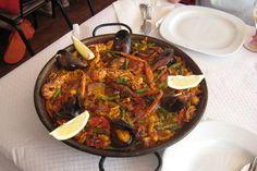 Paella, Palma de Mallorca