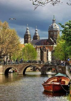 :  Amsterdam.