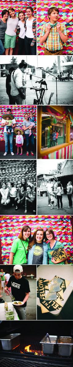Cinco de Mayo Party @ Mountain West Burrito #theFellows #photobooth