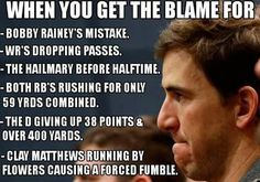 Not ELI Fault. #NYG Clay Matthews, Giants Football, G Man, All Team, New York Giants, Bobby, Royalty, Royals