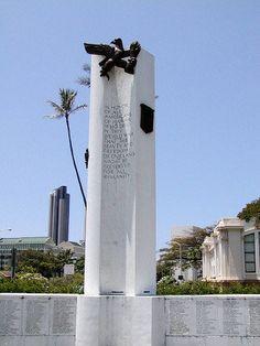 World War II Memorial, Honolulu, Hawaii
