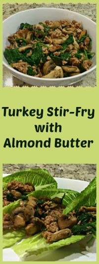 Turkey Stir-fry with