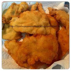 """""""Cocina con Cookeo"""": Pechuga de pollo empanada"""