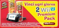 Vinci console Wii U Premium Pack con Pringles | Campioni omaggio gratuiti, Concorsi a premi, Buoni sconto - DimmiCosaCerchi.it