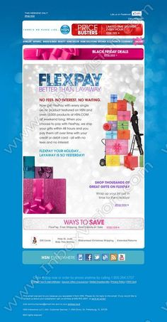 Home Shopping Network (HSN): Subject: WHAT IS FLEXPAY? FIND OUT NOW!
