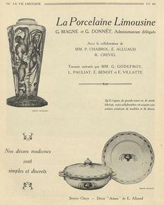 PL - Limoges - Exposition Arts décoratifs 1925