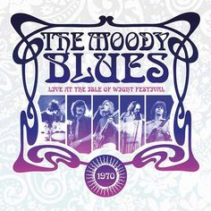 The Moody Blues - Live At the Isle of Wight Festival 1970 Import 2LP TBA