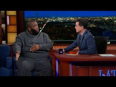 """Rapper and activist Killer Mike of Run The Jewels stops by The Late Show to talk about racial justice, Bernie Sanders and formal sweats. Subscribe To """"The La..."""