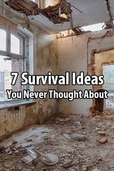 I really enjoyed this article I found on @suburbanstead. The author lists 7 survival ideas that might not have occurred to you. #survivalideas  http://urbansurvivalsite.com/7-survival-ideas-you-never-thought-about/  https://www.facebook.com/PreppingMeansPrepared/