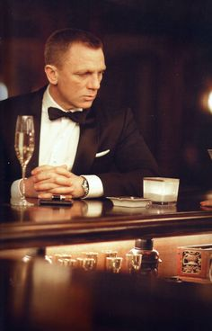 Daniel Craig luxury