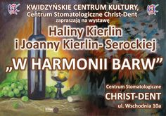 Wystawa Haliny Kierlin i Joanny Kierlin-Serockiej – Kwidzyńskie Centrum Kultury
