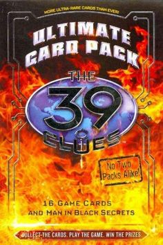 The 39 Clues Card Pack 4: Ultimate Card Pack