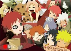 I love Naruto Shippuden