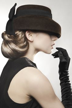 Kristen Cleal's Millinery. #passion4hats