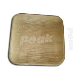 Areca leaf plates - Square shape