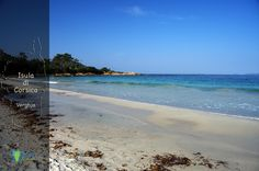 Plage de Mare e Sole, Golfe d'Ajaccio A télécharger sur http://la-corse-autrement.fr/fond-decran-corse/