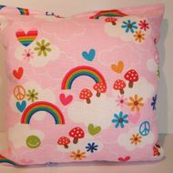 Tooth Fairy Cushion by Sew Scrumptious