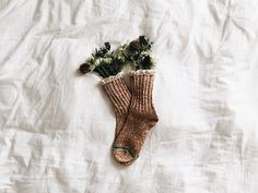 crisp air and cozy socks