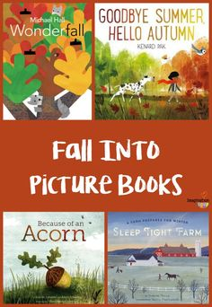 lovely picture books for fall