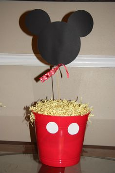 Mickey Party Centerpiece