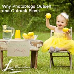 Photoblogs outsell Flash sites and rank better in search