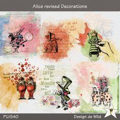 Alice revised Decorations | Design de Wild