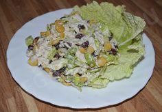 Салат с фасолью, кукурузой и сухариками http://mega-povar.ru/salat-s-fasolyu-kukuruzoj-i-suxarikami/  #мегаповар #кулинария #кухня #рецепт #еда