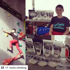 Attention all climbers. Grab your packet of FINGER TAPE from the @roctic.climbing stand at #bloccontest2017 @theblocclimbing.  Finals tomorrow. Don't miss out. Be awesome. Save your grips. #climbing #rockclimbing #bouldering #Repost @roctic.climbing (@get_repost)  How is your #longweekend going along so far? Head down to @theblocclimbing to watch and support your friends at the #bloccontest2017 . . @audylanpark hanging out at our #popupshop after his qualifier round…