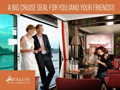 Big Cruise Deals with Avalon!