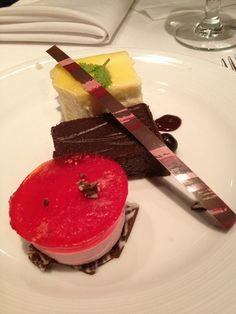 Allure of the Seas dessert