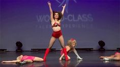 Payton Ackerman Dance Moms