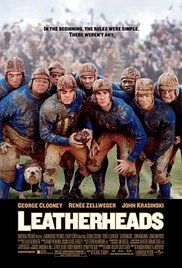 Leatherheads - football movie set in 1925