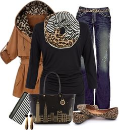 Polyvore Outfit Combinations of How To Wear a Trench Coat - Be Modish - Be Modish