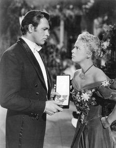 """Betty Hutton, Howard Keel in """"Annie Get Your Gun"""" (1950)"""
