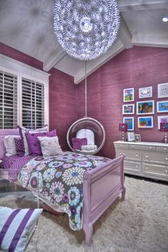 Purple Rooms Design, Pictures, Remodel, Decor and Ideas - page 3