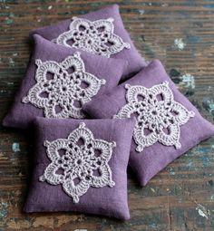 Lavender Sachets