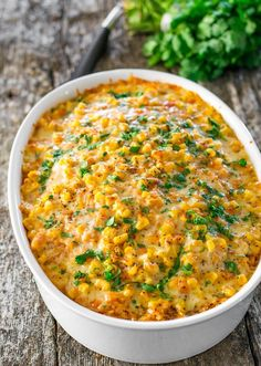 Chicken Enchilada Rice Casserole
