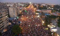 Millones de Egiptos insisten en que Mursi debe renunciar. (Foto: Actualidad.es) #ProtestasEgipto