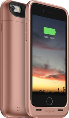 mophie juice pack air for iPhone 6/6s, Rose-Gold