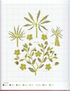"ru / - Альбом ""Veronique Enginger LHerbier du jardin au point d"" What To Draw, Cross Stitch Flowers, Botany, Drawing S, Rug Making, Cross Stitching, Needlepoint, Elsa, Centerpieces"