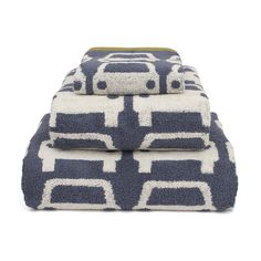 Discover the Orla Kiely Kids Large Car Towel - Cream - Face at Amara Orla Kiely, Little Man, Bath Towels, Home Accessories, Scandinavian, Baby Boy, Throw Pillows, Cream, Face