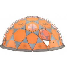 Mountain Hardwear Space Station Tent - 15 Person, 4 Season - Tents - Tents & Shelters - Camp & Hike :: CampSaver.com