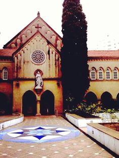 Capela do Hospital Santa Catarina de 1906.