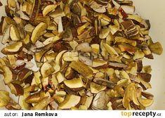 Houby ve vlastní šťávě II. recept - TopRecepty.cz Stuffed Mushrooms, Vegetables, Food, Stuff Mushrooms, Essen, Vegetable Recipes, Meals, Yemek, Veggies