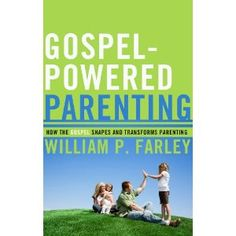 How to apply the gospel to every area of parenting. Wish I could have read this 28 years ago!